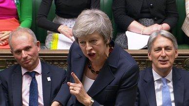 El robot Theresa May
