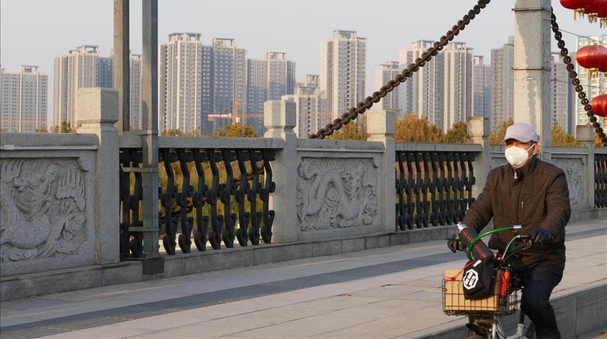 La Xina prepara una megaciutat de 120 milions d'habitants