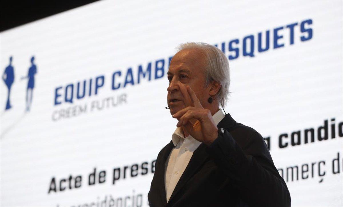 """Tusquets se presenta a la Cambra con una candidatura de """"innovación"""""""