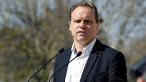 El economista Daniel Lacalle, cuarto en la lista electoral del PP por Madrid.