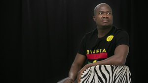 """Ikechukwu Odeja: """"Tot el que sé de Biafra ho he après a Europa"""""""