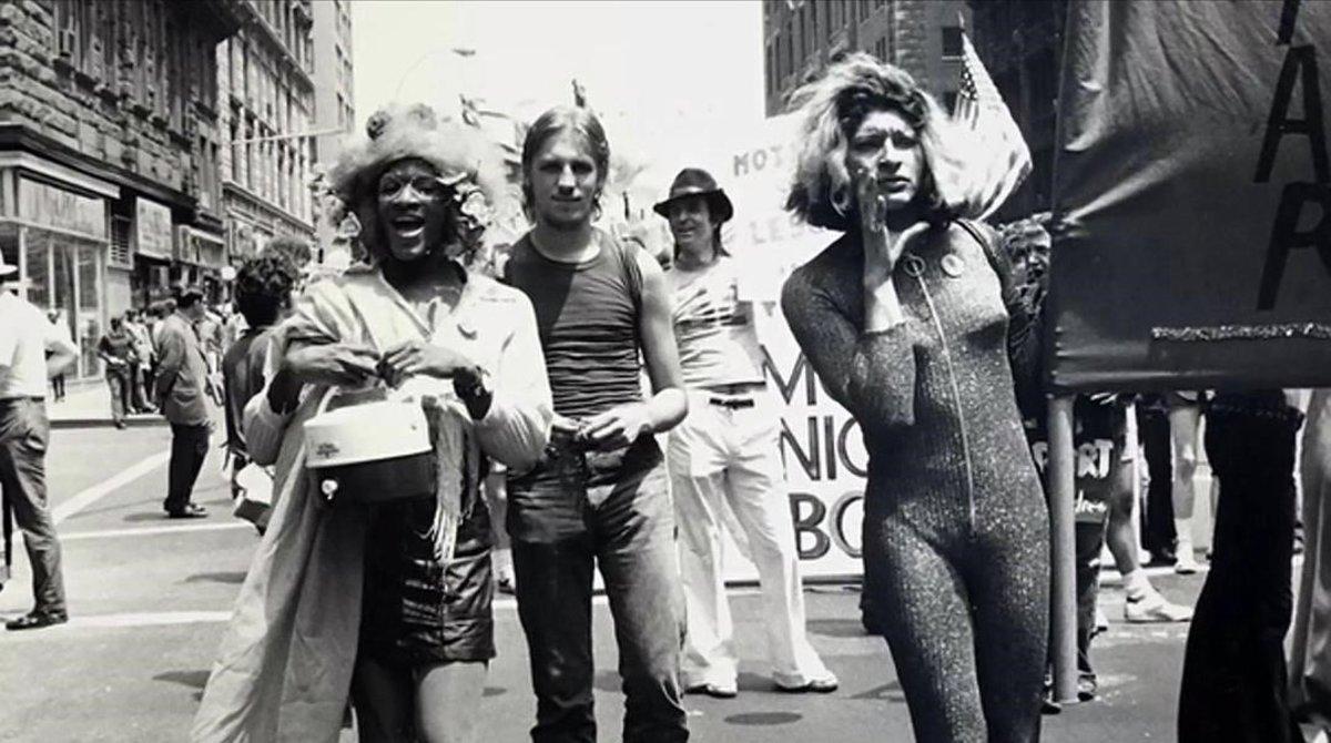50 años de Stonewall, los disturbios en los que nació el Orgullo