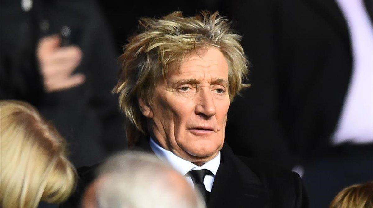 Rod Stewart revela que ha superat un càncer de pròstata