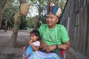 La lluita sense fi dels xavantes a l'Amazònia