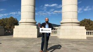 Òmnium demana a Colau no cedir espais públics a la monarquia