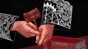 La montaña rusa de un proceso judicial