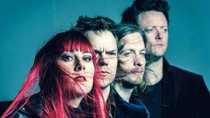 El grupo noruego Pristine.