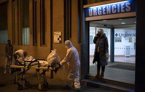 Coronavirus: Espanya supera els 65.000 contagis i les 5.000 morts | Últimes notícies en DIRECTE