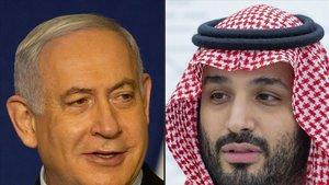 Netanyahu viatja en secret a l'Aràbia Saudita i es reuneix amb el príncep Bin Salman