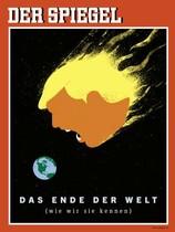Portada de 'Der Spiegel' sobre Trump y el cambio climático.