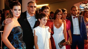 zentauroepp39994342 director abdellatif kechiche 2nd to l poses with actors al170907200547