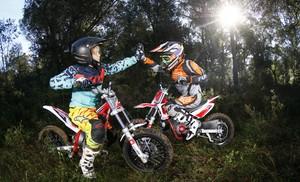 Torrot y Gas Gas, en busca de los futuros campeones del off-road