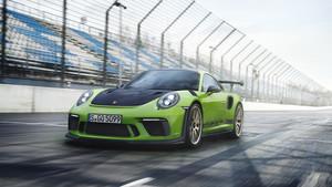 Nuevo Porsche 911 GT3 RS, diseñado para volar