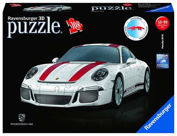 Porsche 911 Puzzle