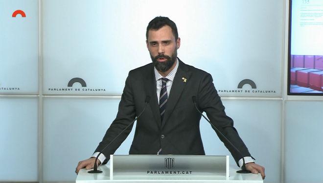 El Suprem rebutja suspendre d'urgència la resolució de la JEC sobre Torra