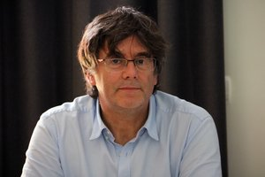 """Puigdemont no veu """"fora de lloc"""" recolzar Sánchez si hi ha unitat de l'independentisme"""
