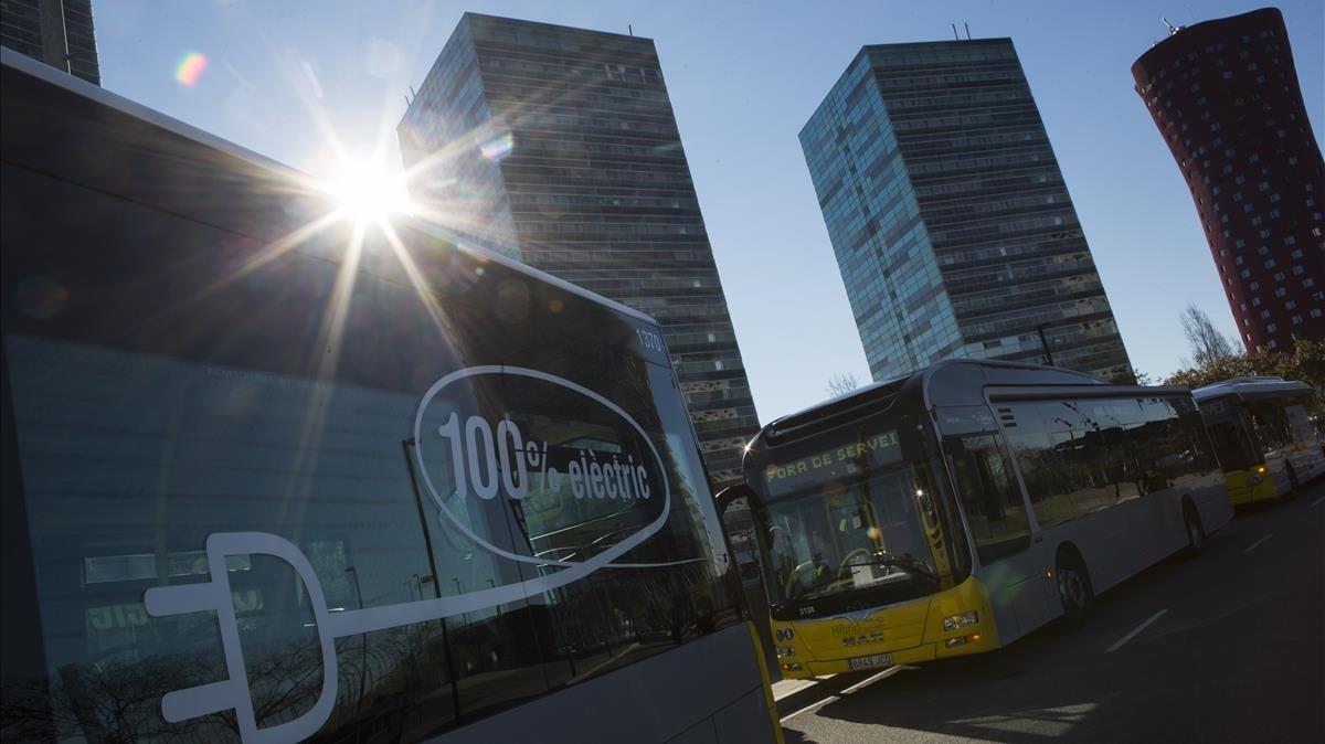 Els autobusos de l'Hospitalet faran vaga el 19 de març