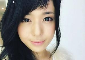 La actriz porno Sora Aoi.