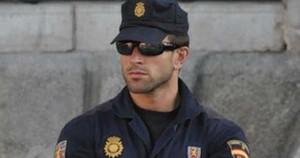 El agente de la Policía Nacional, imagen del CNP en Instagram.