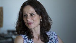 Una imagen de archivo de la actriz Aitana Sánchez Gijón.