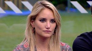 Alba Carrillo, molesta con 'GH VIP' por ponerle una foto de la boda de Feliciano López