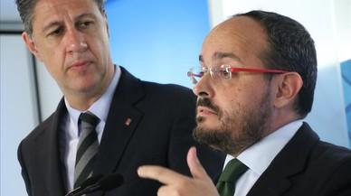 El PPC exige a Forcadell la reprobación de los diputados de la CUP por romper la foto del Rey