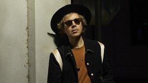 Beck, en una imagen promocional de 'Hyperspace'