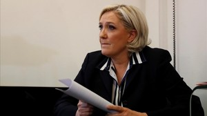 Cultura contra Le Pen