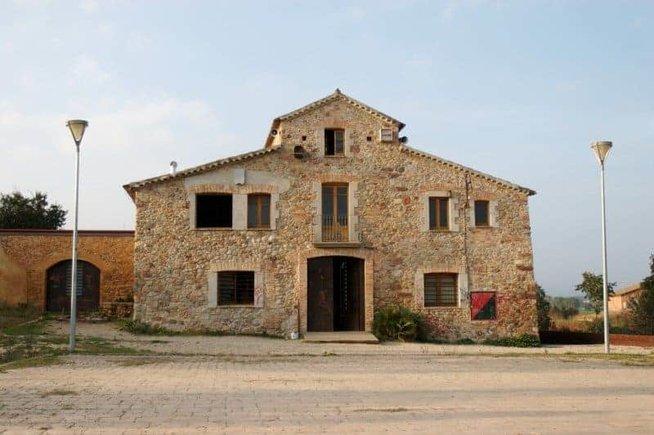 Finca de Can Jornet, en Parets del Vallès.