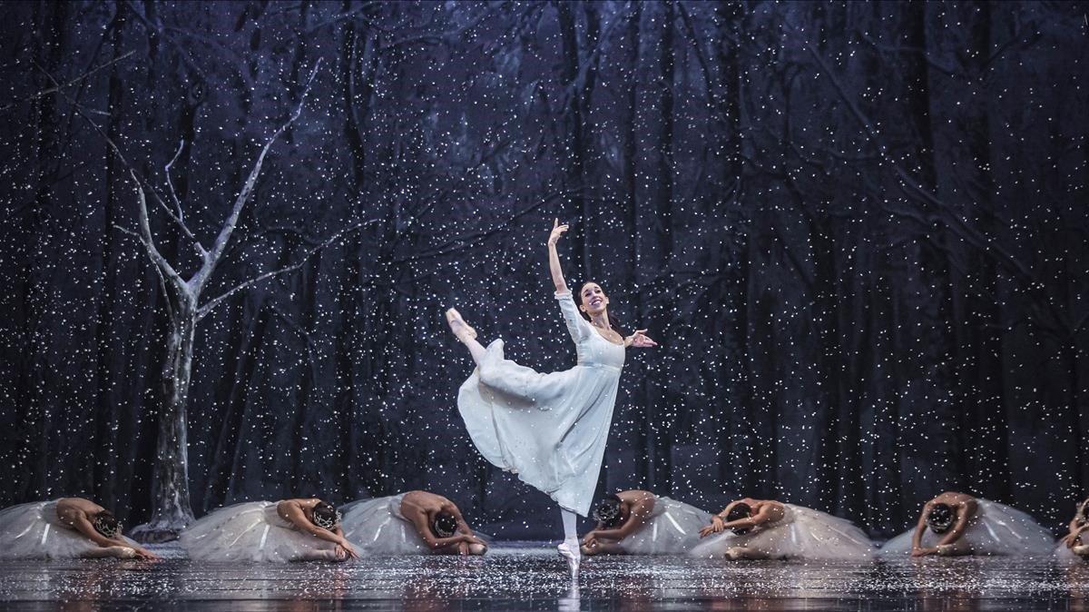 El Centre Cultural de Terrassa acoge la representación de 'El Cascanueces' a cargo del Ballet de Barcelona