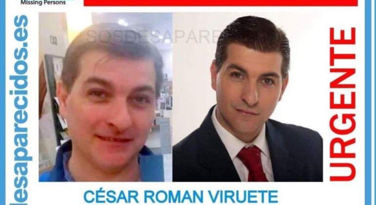 La misteriosa desaparición del rey del cachopo madrileño, César Román Virueta
