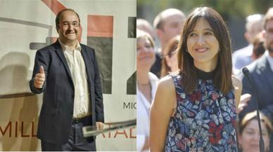 ¿Será Iceta (o Parlon) quien escriba el futuro del PSOE?