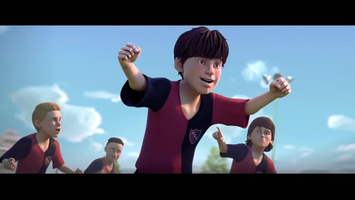 El corazón de Leo, un anuncio de Gatorade animado por Ginzo