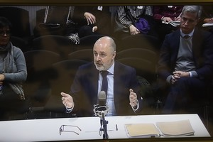 """El exvicesecretario del PP valenciano: """"Costa era el responsable de la contratación"""""""
