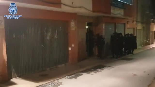 Detención en Almería, el pasado 20 de abril, del rapero y yihadista internacional de origen egipcio Abdel Majid Abdel Bary.