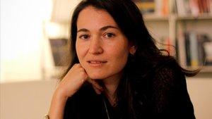 La escritora norteamericana Nicole Krauss.