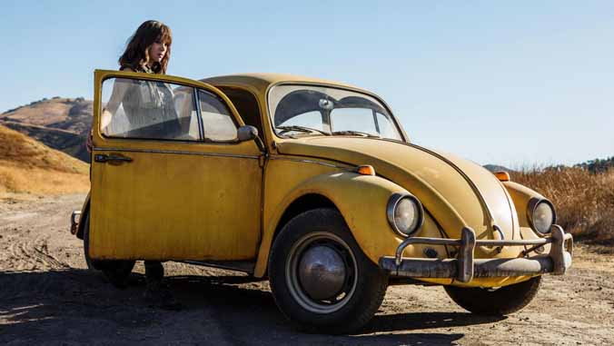 'Bumblebee': Transformers, anys 80