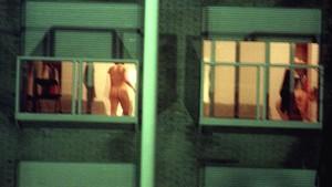 Los apartamentos de la Villa Olímpica, la noche del uno de agosto de 1992.