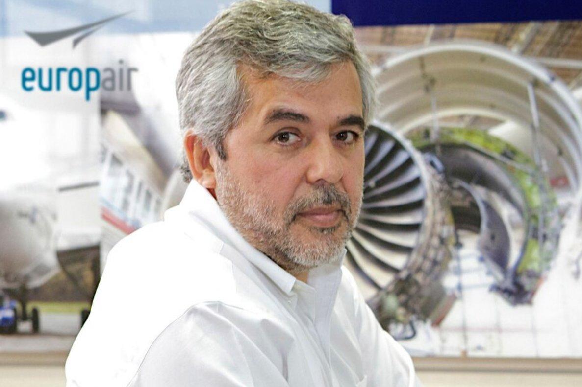 Gerardo Manzano, ceo de Europair