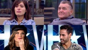 'GH VIP': Koala y Miriam se reencuentran con Verdeliss, que responde a Asraf sobre sus posibilidades en el concurso