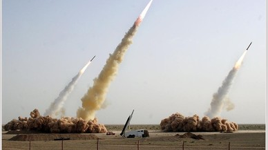 Irán desafía a Israel y EEUU al trasladar misiles balísticos a Irak