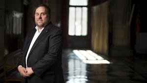 Junqueras serà el cap de llista d'ERC a les europees del maig