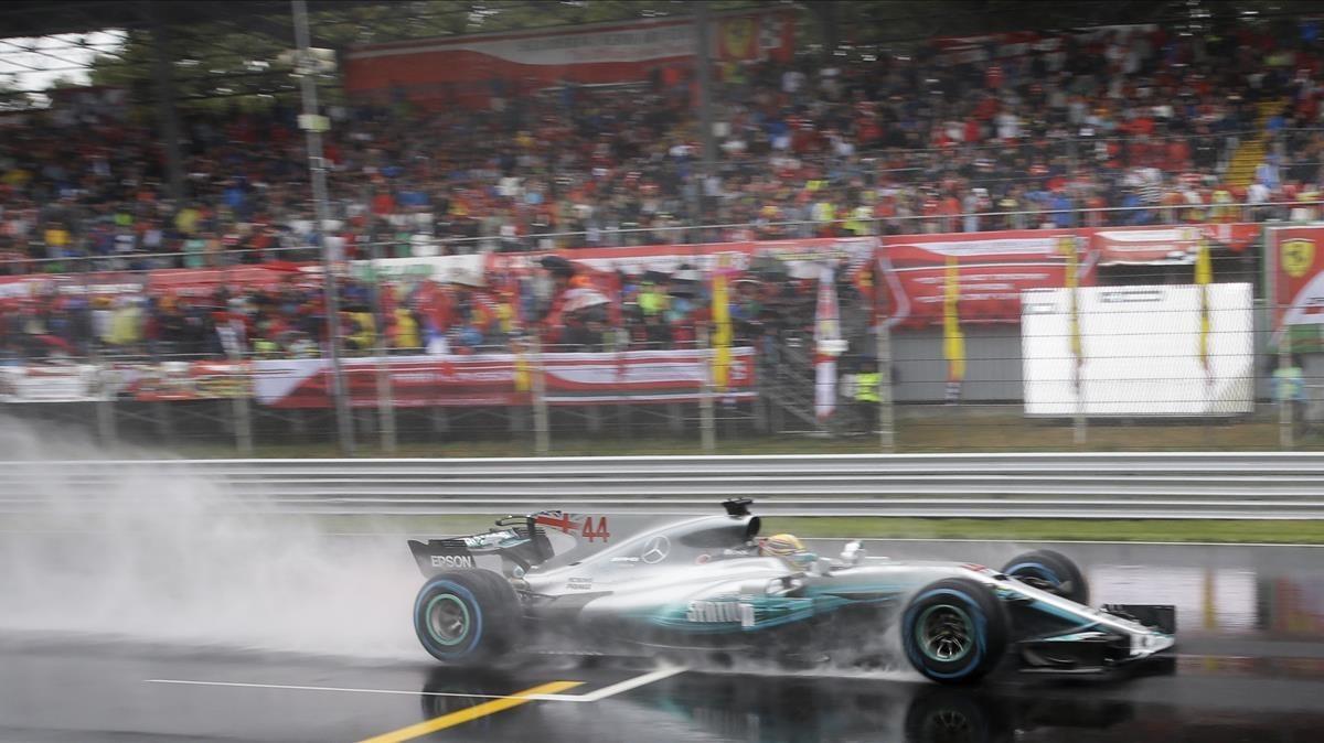 Hamilton supera a Monza el rècord de 'poles' de Schumacher