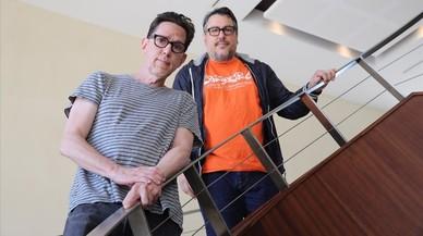 """They Might Be Giants: """"No hacemos canciones para sonar graciosos"""""""
