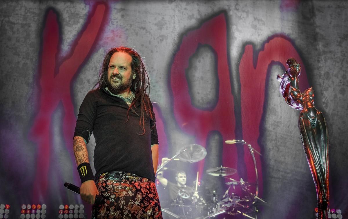 Korn, al Sant Jordi Club.