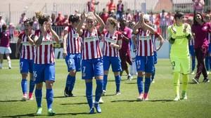 Las chicas del Atlético, protagonistas de La Quiniela de esta semana junto a las del Athletic