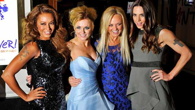 Las Spice Girls vuelven con un concierto en Dublín.