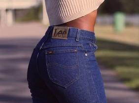 Un diseño de Lee Jeans.