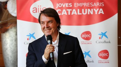 Santiago Sabatés cede la gestión de Eurofragance a Laurent Mercier