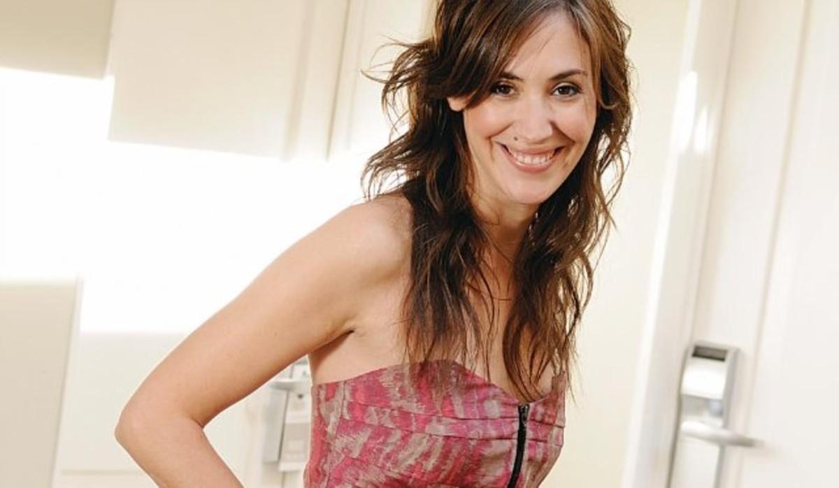 Malena Solda, actriz que dará vida a Mercedes en la versión argentina de Cuéntame cómo pasó.